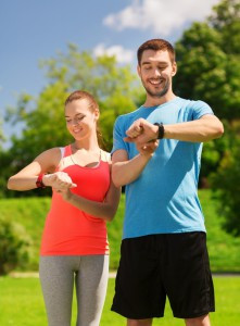 Die Pulsuhr: Ein wertvolles Hilfsmittel für die meisten Sportler.