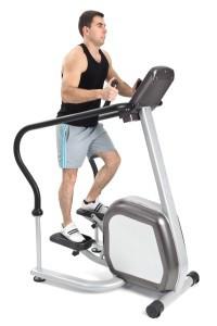 Regelmäßiges und richtiges Steppen führt schnell zu erfreulichen Trainingseffekten.