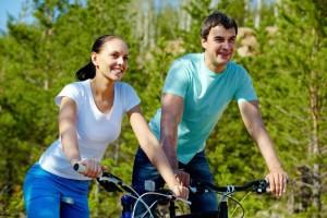 Gesund essen und viel Bewegung: Weg mit dem Winterspeck