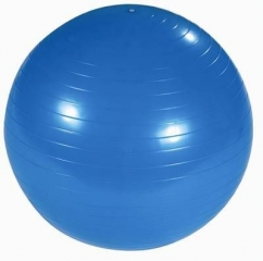Der Gymnastikball ist ein preiswertes und dennoch effektives Trainingsgerät