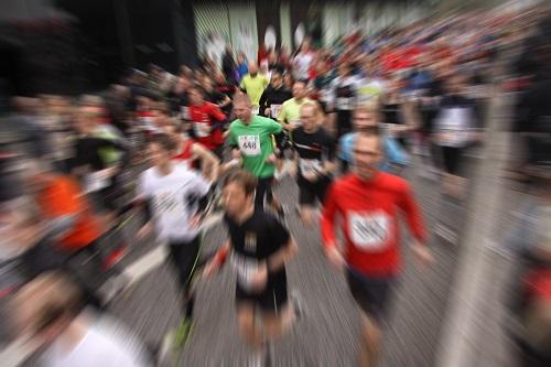 Ist der erste 5km-Lauf geschafft, ist es auch nicht mehr weit zum Marathon