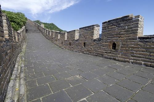 Marathon entlang der chinesischen Mauer: Beeindruckend und motivierend