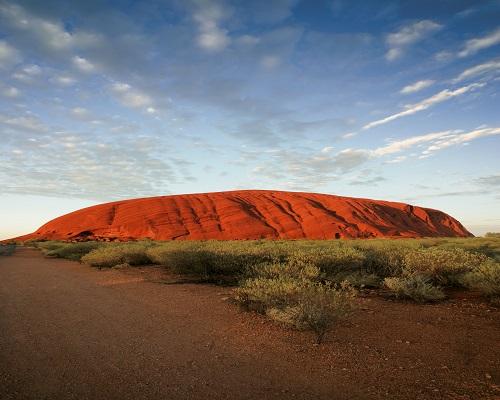 Marathon im Outback: Australien überzeugt mit wünderschönen Kulissen