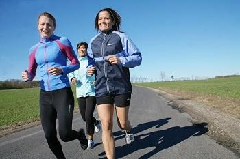 Joggen für Anfänger: Tipps fürs Lauftraining