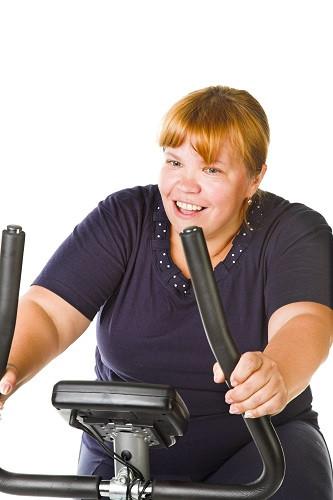 Sport für Übergewichtige kann auch Spaß machen