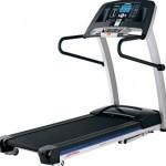 Life Fitness F1 Smart Laufband – klappbares Trainingsgerät für das Training zuhause