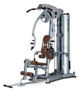 BH Fitness KraftstationTT Maxima: für intensives Heimtraining