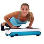 Body Vibe gravity 10 Vibrationsplatte