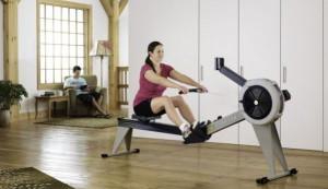 Concept2 Rudergerät - optimal für das Training zuhause