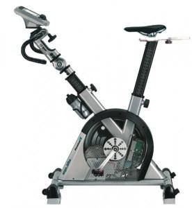 Daum Ergo Bike Premium 8i mit 1000 Watt Bremsaggregat