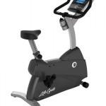 Life Fitness Ergometer C1- Fahrradergometer für zuhause