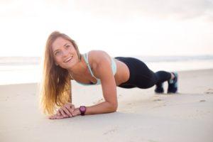 Core Training für eine kräftige Körpermitte und mehr Wohlbefinden