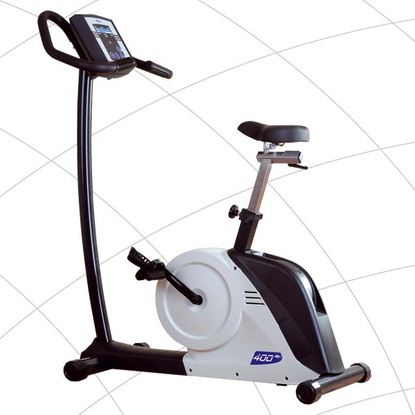Ergo Fit Cycle 400 Home incl. montierter verstellbarer Pedalarme