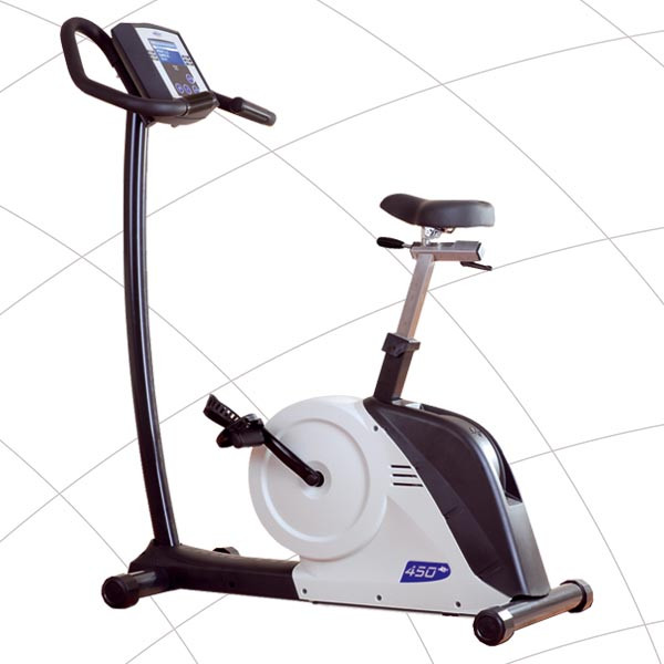 Ergo Fit Cycle 450 Home incl. montierter verstellbarer Pedalarme