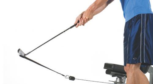 Tuff Stuff SPT-6GH Golf Handle für Six-Pak Trainer