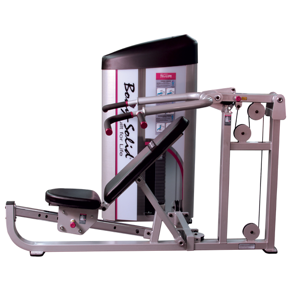 Body-Solid Pro Club S2 Multipresse S2MP (140 kg)