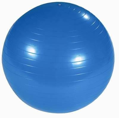 Gymnastikball 65cm Blau