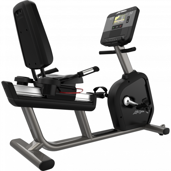Life Fitness Club Series+ Recumbent Bike