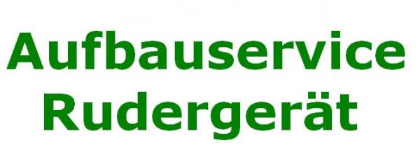 Aufbauservice Rudergerät in Deutschland