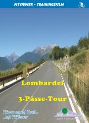 VITALIS DVD-Trainingsfilm Lombardei - 3-Pässe-Tour