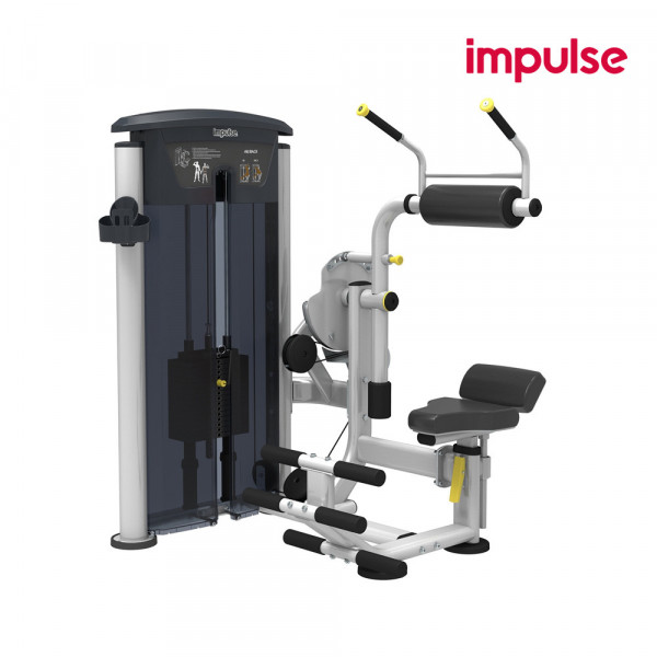 Impulse Fitness T9534 Dual Rücken / Bauch ( 91 kg )