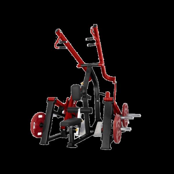 Steelflex Plate-Load2 Isolateral Latzug- und Rudermaschine PL2200