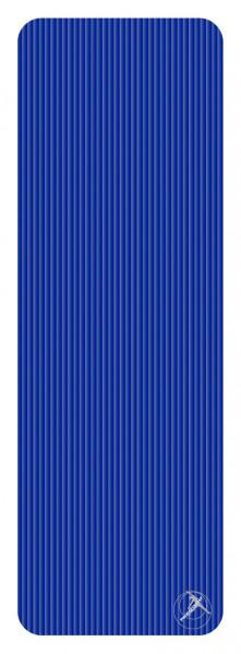 Gymnastikmatte Profigymmat Blau 180x60x1cm