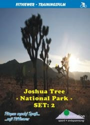 VITALIS DVD-Trainingsfilm Joshua Tree National Park Set 2
