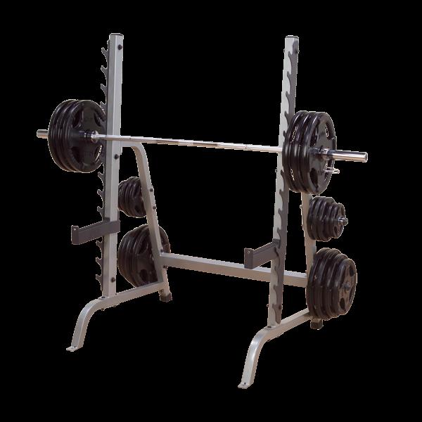 Body-Solid Multi-Press-Rack 'Deluxe'