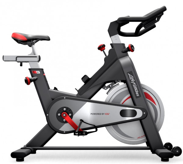 Life Fitness by ICG IC2 Indoorbike mit Radcomputer