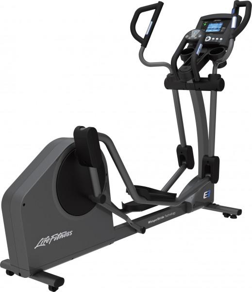 Life Fitness Crosstrainer / Ellipsentrainer E3 Go inkl. Pulsuhr