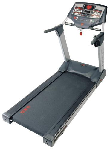 Uno Fitness LTX5 Pro inkl. Brustgurt zur Herzfrequenzmessung