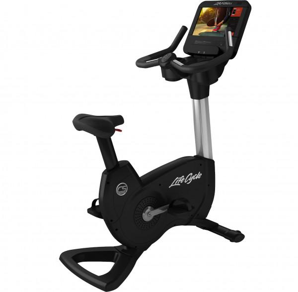 Life Fitness PCS Ergometer mit Discover SE3HD Konsole inkl. Matte, Pulsuhr (Aufbau kostenlos möglich