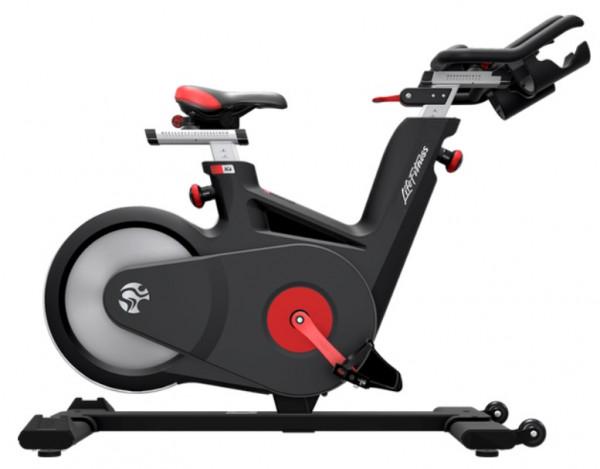 Life Fitness by ICG IC6 Indoorbike 2.0 inclusive Bodenschutzmatte
