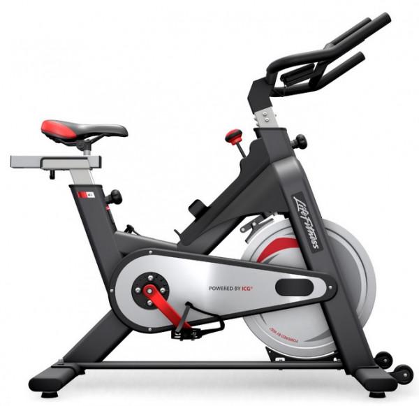 Life Fitness by ICG IC1 IndoorBike Inclusive passender Bodenschutzmatte gratis