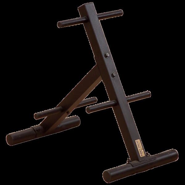 Body-Solid Hantelscheibenständer für 30 mm Scheiben