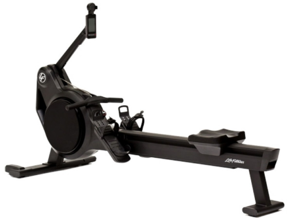 Life Fitness Heat Rower LCD
