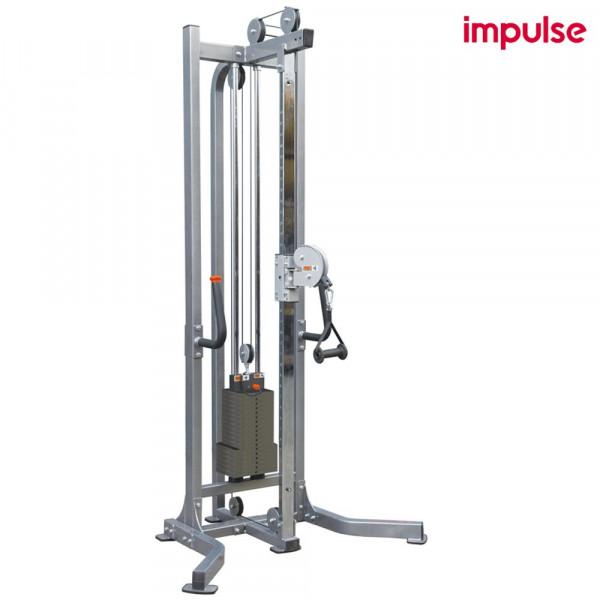 Impulse Fitness IF-8125 Hi / Low Single Pulley (91 kg )