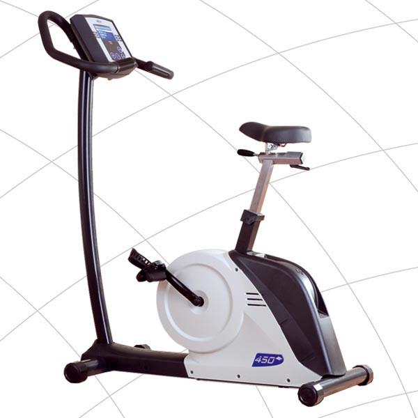 Ergo Fit Ergometer Cycle 450 Home schwarz-weiß