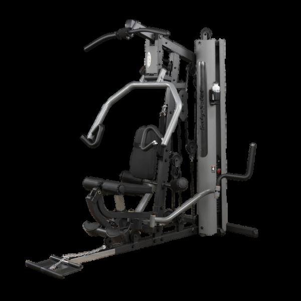 Body-Solid Ganzkörpertrainer / Home Gym G-5S (100kg Gewichtsblock)