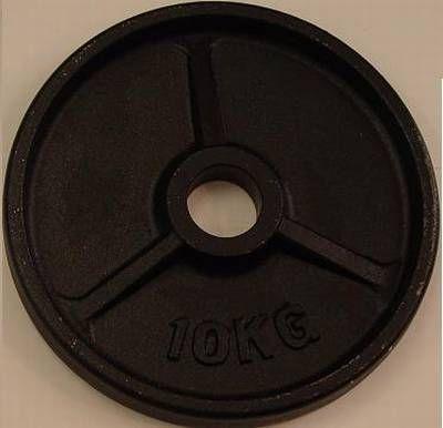 Gusshantelscheibe 52mm 10,0 kg