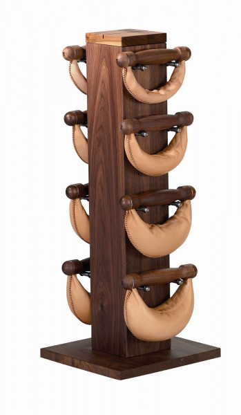 Nohrd Swing Nussbaum mit Naturleder 2-8 kg