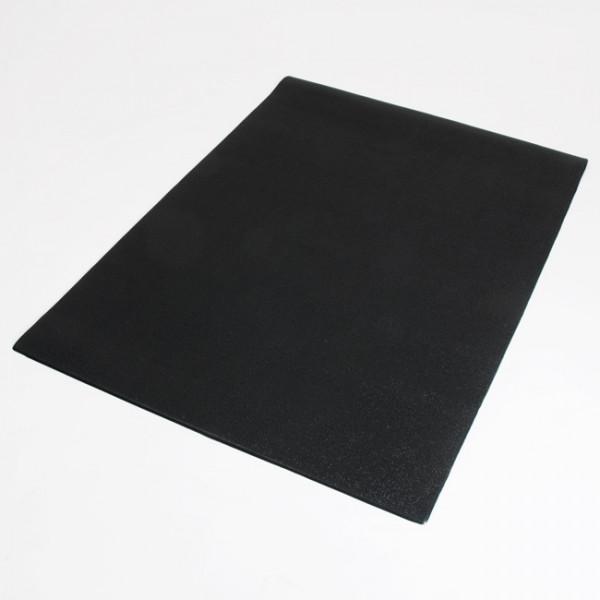 Floor Unterlegmatte schwarz 130 x 70 x 0,7 cm