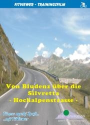 VITALIS DVD-Trainingsfilm Silvretta Hochalpenstrasse