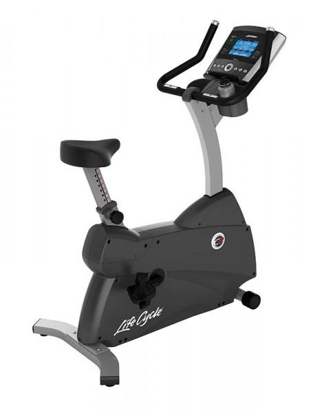 Life Fitness Ergometer C3 mit Go Konsole inkl. Brustgurt