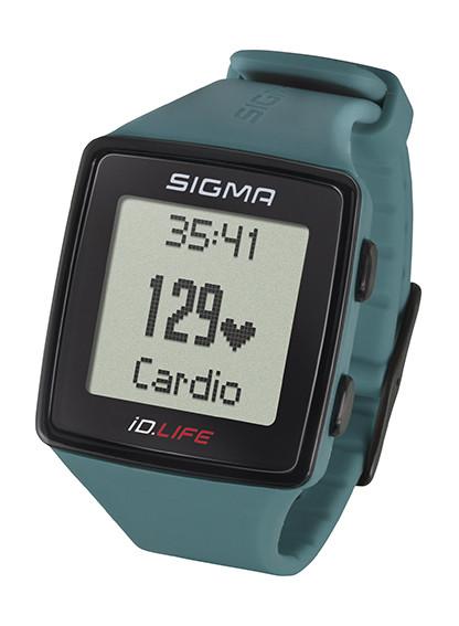 Sigma Herzfrequenzmesser iD.LIFE Activity Tracker -grün-