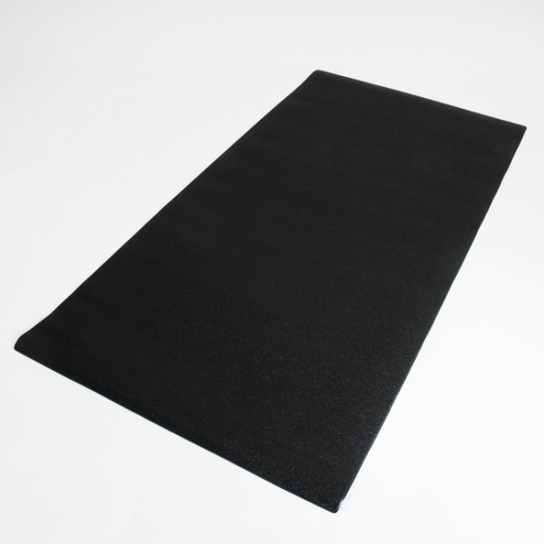 Floor Unterlegmatte schwarz 200 x 90 x 0,7 cm