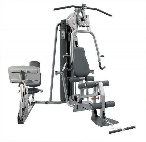 Life Fitness Kraftstation G4 mit Beinpresse