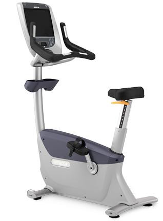 Precor UBK 885 Upright Bike inkl. Aufbauservice