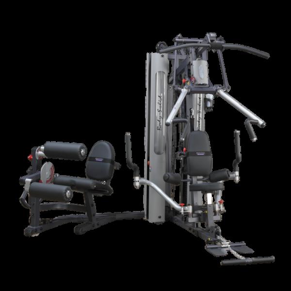 Body-Solid Ganzkörpertrainer G-10B (125kg Gewichtsblock)